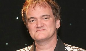 Doing a number … Quentin Tarantino's new film, The Hateful Eight, will not be a direct sequel to Dja