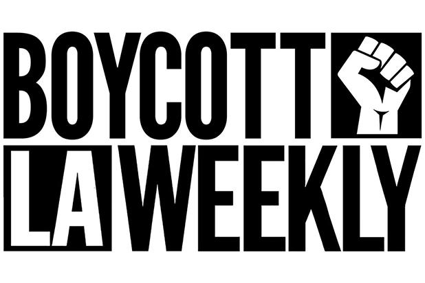 Boycott-LA-Weekly